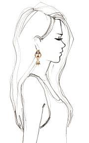 bochic hemingway earrings great