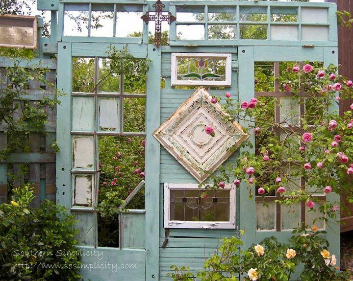 Les 17 Meilleures Images Concernant Shabby Chic Garden Sur