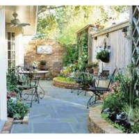 Side yard ideas for if and when we do a privacy fence ...