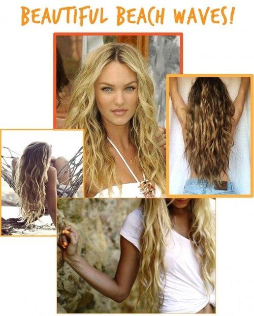 Latest Hairstyle Cute Beach Hairstyles Inspiring Photos Of