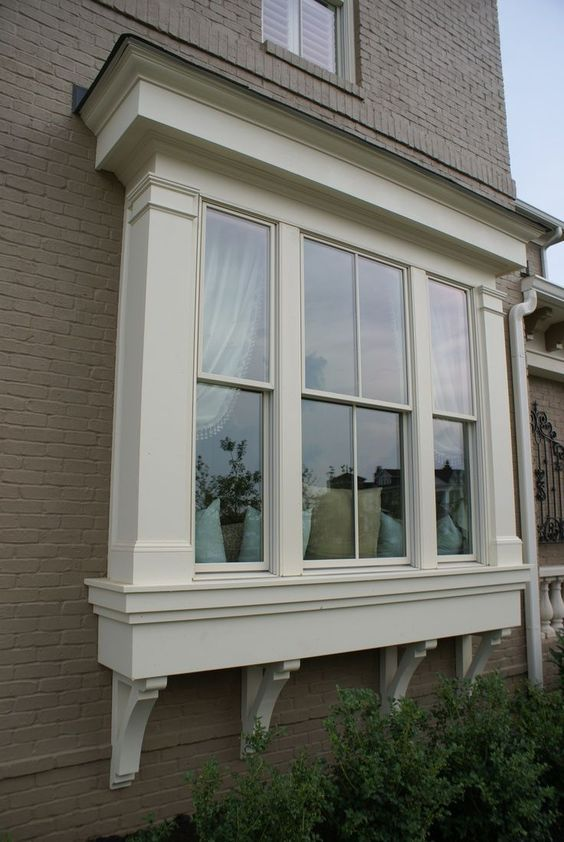 window bump out house exterior pinterest window bay windows and outside window designs