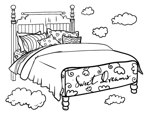 500 best images about Miscellaneous Coloring Pages on