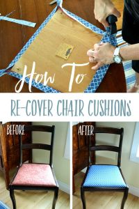 25+ best ideas about Chair cushions on Pinterest   Outdoor ...