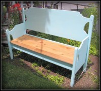 1000+ images about Bench''s out of beds on Pinterest | Old ...
