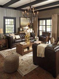 Best 25+ Chocolate living rooms ideas on Pinterest | Cream ...