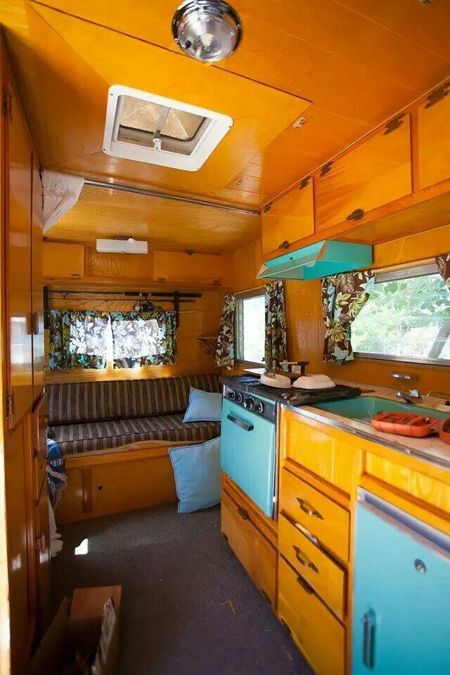 1957 Red Dale  Vintage trailers campers glampers