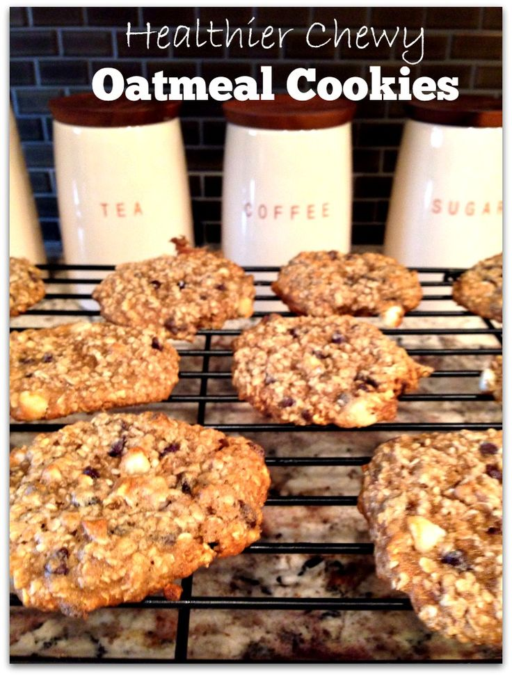 A healthier oatmeal cookie – these are sooooo good…. you would never know that they were a healthier option!!  – Princess Pinky
