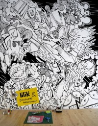 1000+ images about Wall Doodles on Pinterest | Astronauts ...