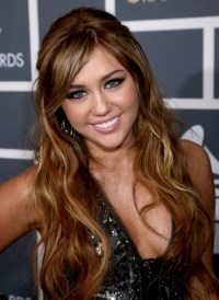 Miley Cyrus. Love her hair color! | Divas ! | Pinterest