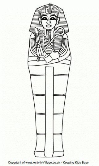 25+ best ideas about King Tut Sarcophagus on Pinterest