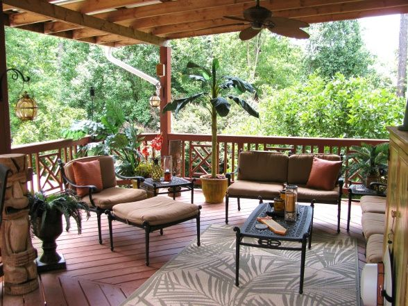 24 best images about Beautiful lanai's on Pinterest