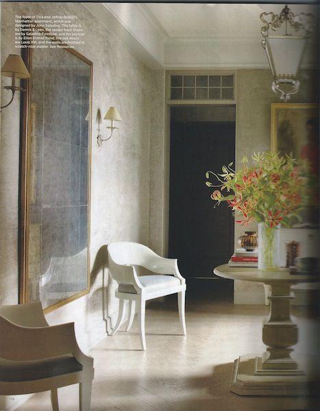office chairs deals comfy reading john saladino, june 2013 elle decor, photogrpaher, william waldron | interior design - ...