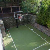 17 Best ideas about Backyard Basketball Court on Pinterest ...