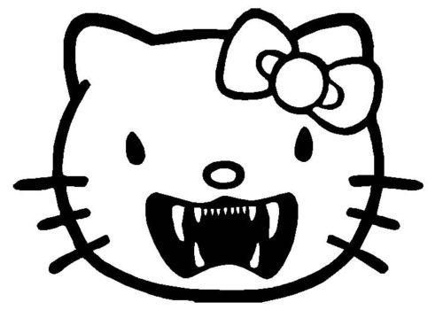 17 Best ideas about Hello Kitty Halloween on Pinterest