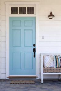 Best 25+ Blue front doors ideas on Pinterest | Blue doors ...