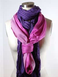 17 Best images about Ways to wear a scarf on Pinterest ...