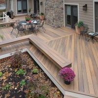 25+ best ideas about Ground level deck on Pinterest ...