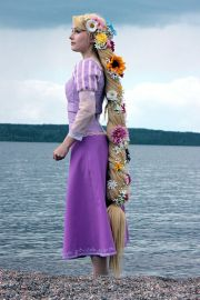 ideas rapunzel cosplay