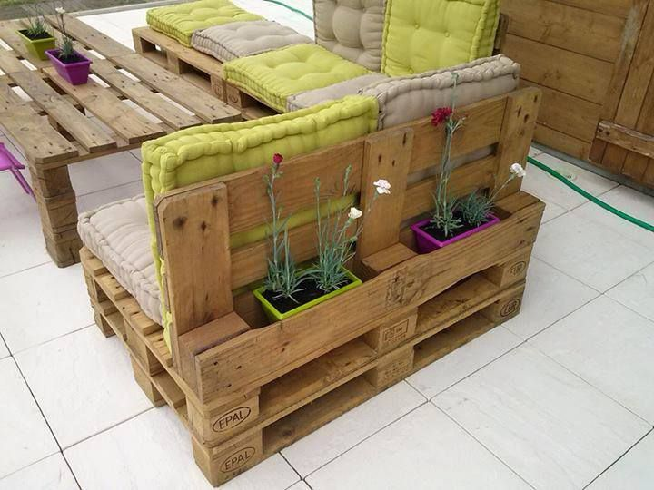 Table De Jardin Pliante Gifi S About Salon Jardin Palettes On Pinterest Pallet