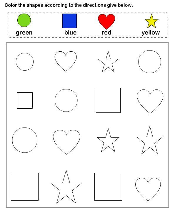 25+ best ideas about Preschool color activities on