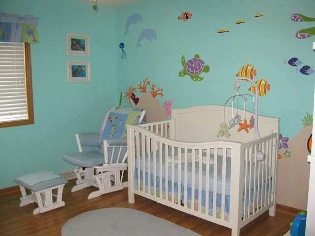 Cute Boy Themed Wallpaper 22 Best Images About Under The Sea Nursery On Pinterest