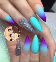ideas pointed nails