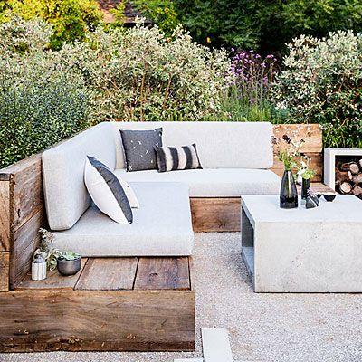25 Best Ideas About Outdoor Furniture On Pinterest Diy Garden