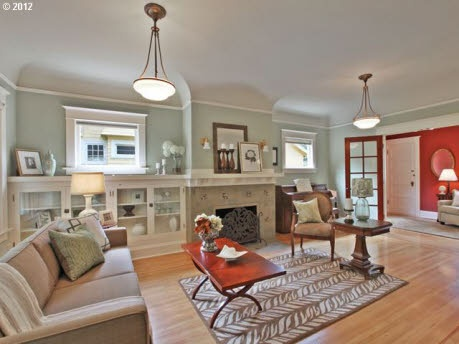 paint colours for living room idea what size rug should i put in my 545 ne floral pl, portland, or 97232 | colors, two ...