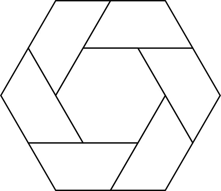The Artistic, Hexotic, Hectic, Hillbilly Hexagons have