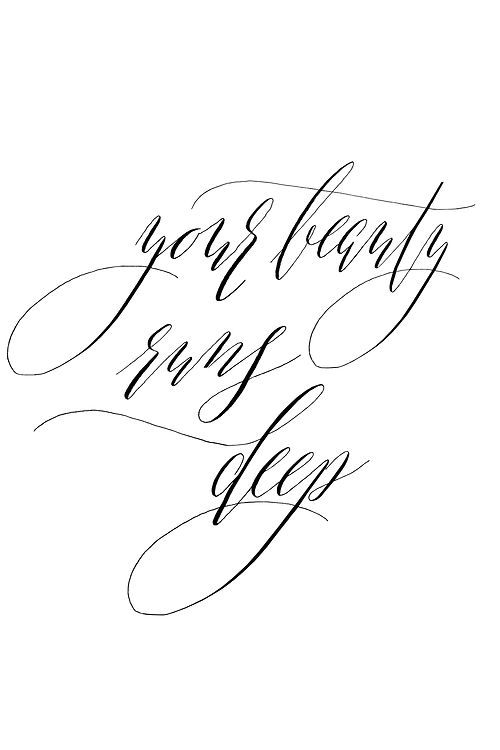 73 Best images about i like calligraphy on Pinterest