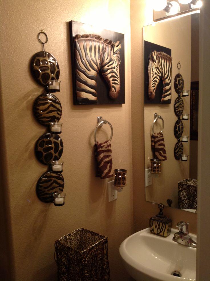 Best 25 Safari Bathroom Ideas On Pinterest