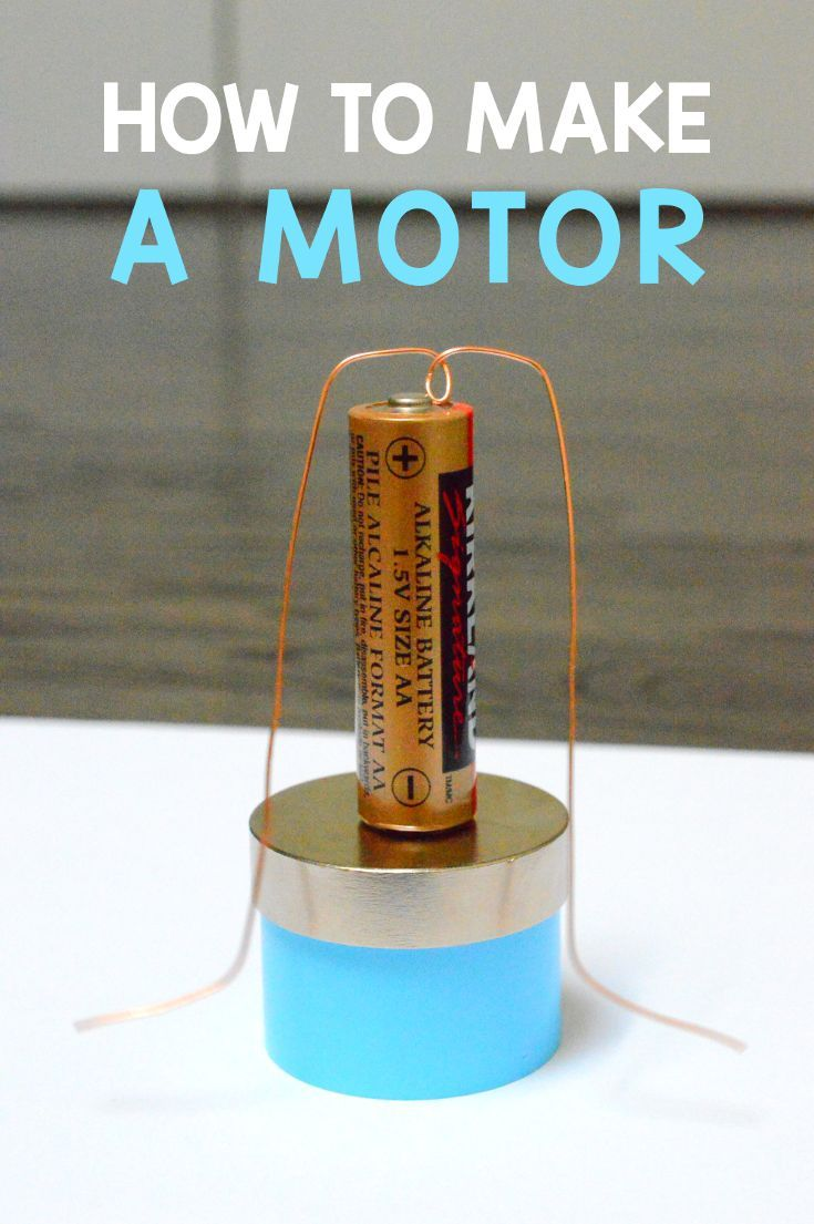 Electromagnetism Projects Science Toys Electric Circuit Concepts