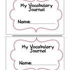 1000+ ideas about Vocabulary Journal on Pinterest