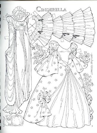 341 best images about Paper Dolls in b&w on Pinterest