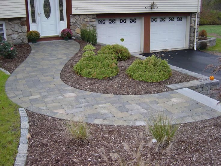 62 best images about Pavers Walkway Ideas on Pinterest