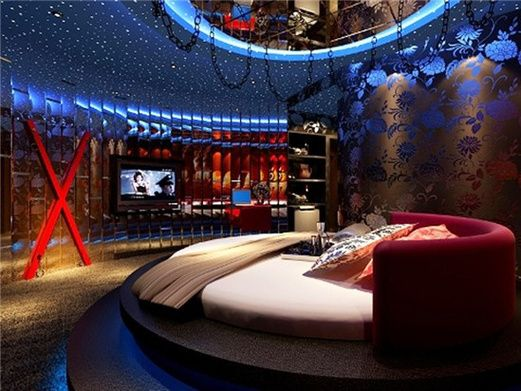 Anyway Boutique Themed Hotel Nicknamed the love hotel