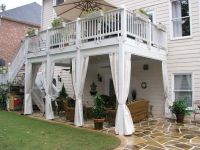25+ best ideas about Deck curtains on Pinterest | Outdoor ...