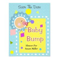 17 best images about Save The Date Baby Shower on