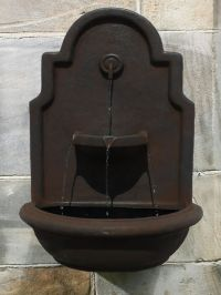 17 Best images about Wall fountain on Pinterest | Wall ...