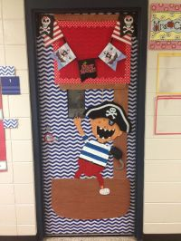 Best 25+ Pirate door ideas on Pinterest | Pirate theme ...