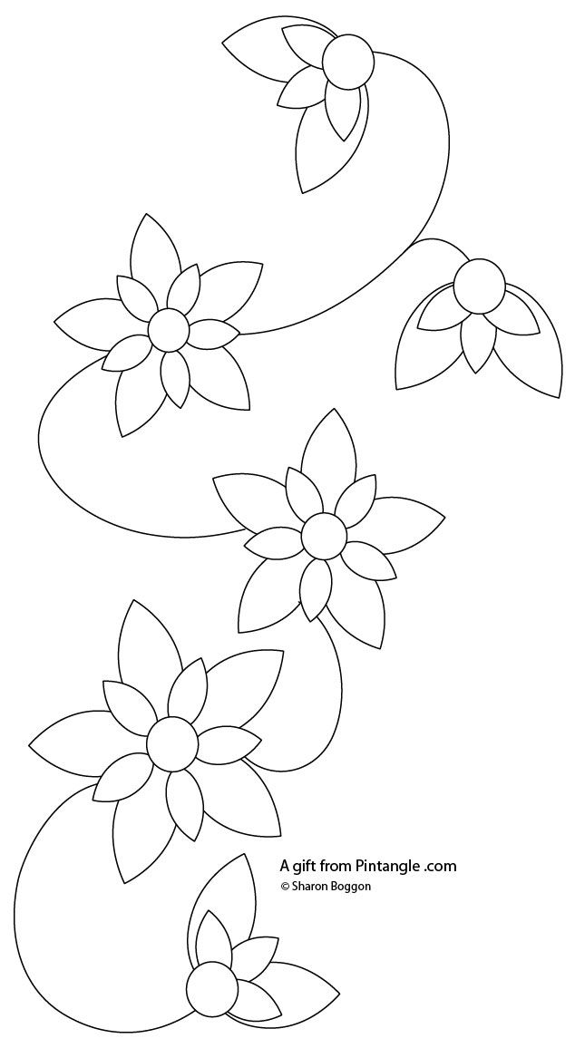 17+ best ideas about Hand Embroidery Patterns on Pinterest