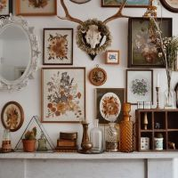 17 Best ideas about Bohemian Wall Art on Pinterest ...