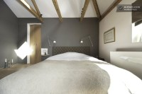 Charcoal accent wall | Accent walls | Pinterest