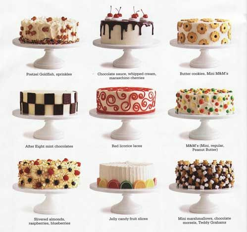 Love these quick and easy Cake Decorating Ideas for church ...