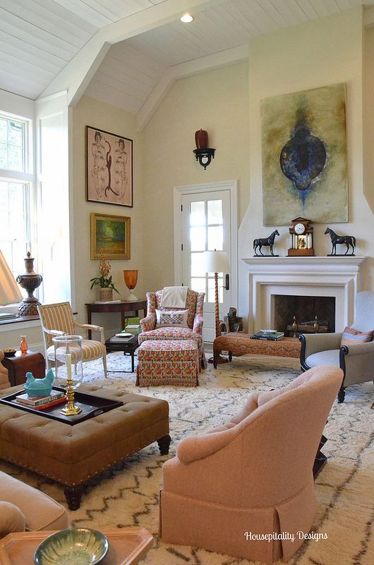 Living Room2015 Southern Living Idea HouseHousepitality