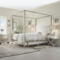 17 Best ideas about Queen Size Canopy Bed on Pinterest ...