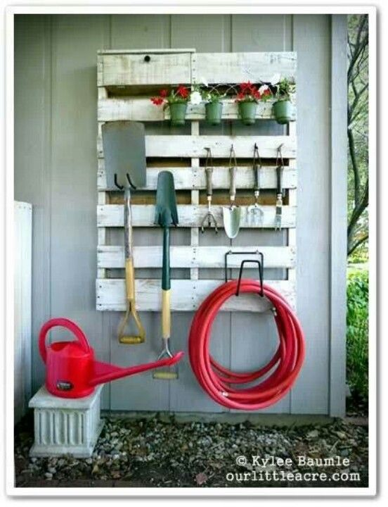 63 Best Images About Garden Shed Storage On Pinterest Garden