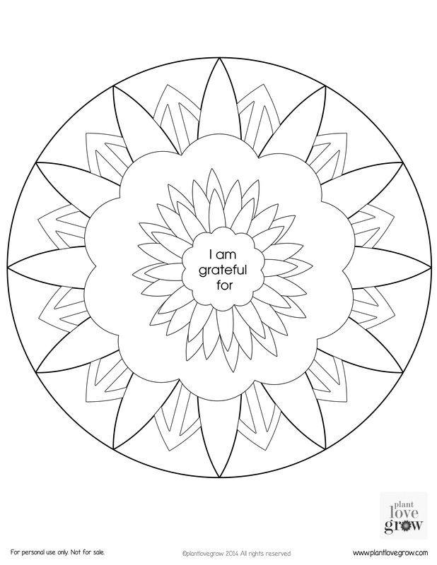 68 best images about Mandalas for Coloring on Pinterest