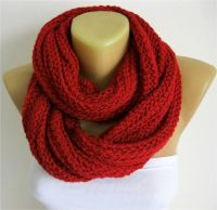 1000+ ideas about Chunky Knit Scarves on Pinterest | Knit ...