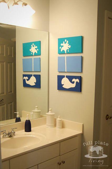 Best 25 Bathroom canvas art ideas on Pinterest